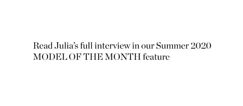 Julia Almendra Interview