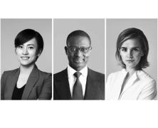 Kering appoints Emma Watson, Jean Liu Qing and Tidjane Thiam as Directors