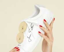 Patou and Le Coq Sportif team up for ultra-fashionable sneaker