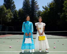 Fendi taps Chloe x Halle as it newest campaign stars