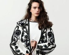 Nicolas Ghesquiere turns photographer for Louis Vuitton's newest Campaign