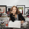 Diane von Furstenberg's big search!